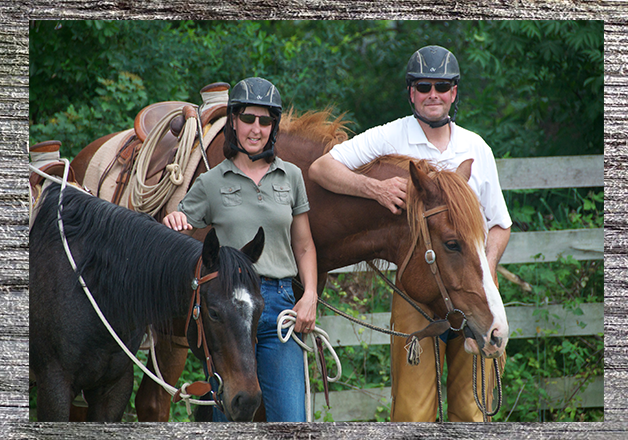 Mike and Karen Midwest Horsemanship