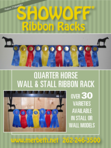 SHOWOFF Ribbon Racks